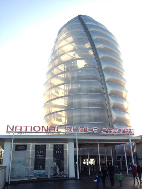 National Space Centre in Leicester, Leicester