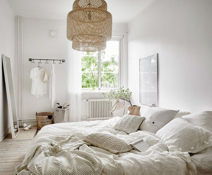 831 best bed on floor low bed ideas images on pinterest for What is the best way to decorate a small bedroom