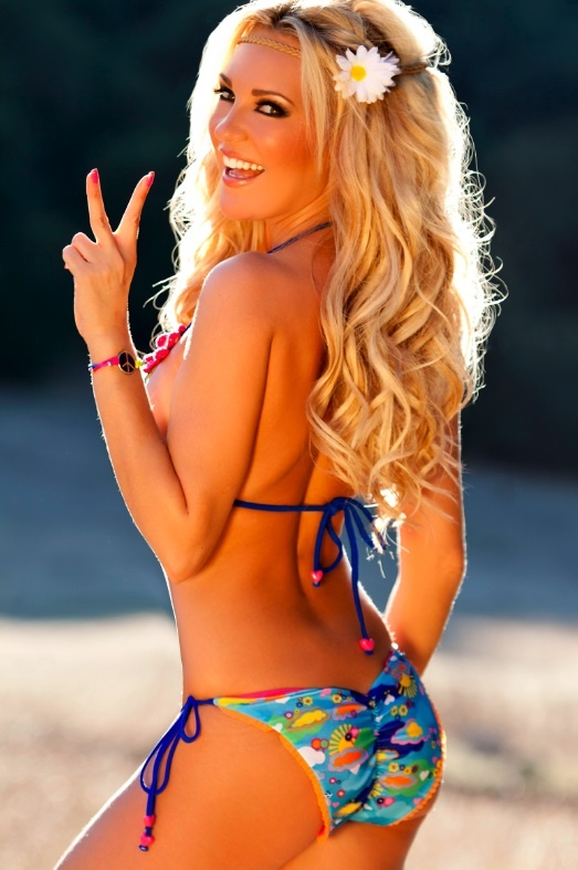 Bora Bora Vacations >> Bridget Marquardt, she's a bit of an airhead but she's such a sweetie and so optimistic ...