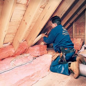 Photo: David Carmack | thisoldhouse.com | from Insulating the Attic