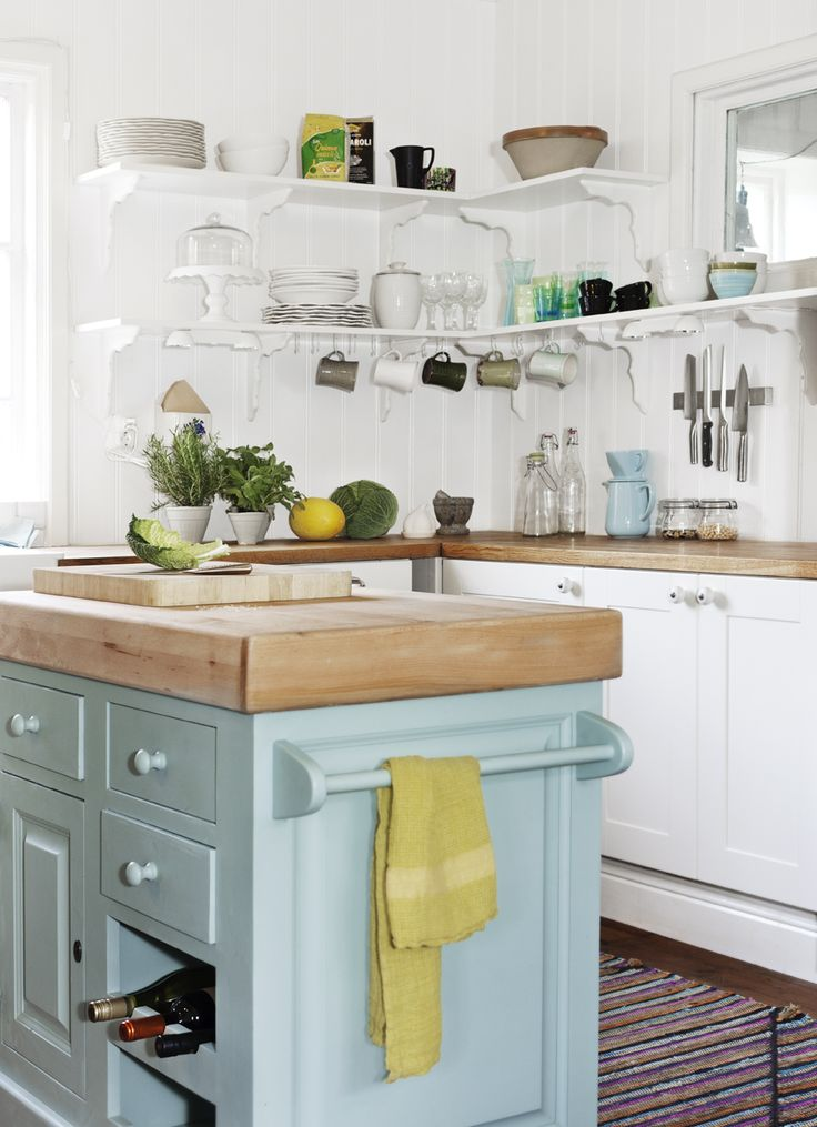 66 best images about open shelf kitchen inspiration on ...
