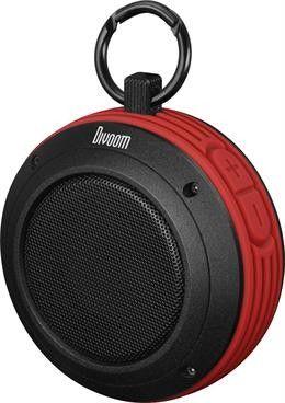 Divoom VOOMBOX-Travel, portabel Bluetooth-høyttaler.    Satelittservice tilbyr bla. HDTV, DVD, hjemmekino, parabol, data, satelittutstyr