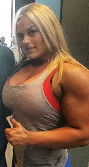 Pdgdemore Noellego Big Or Go Home  Muscular Women -2995