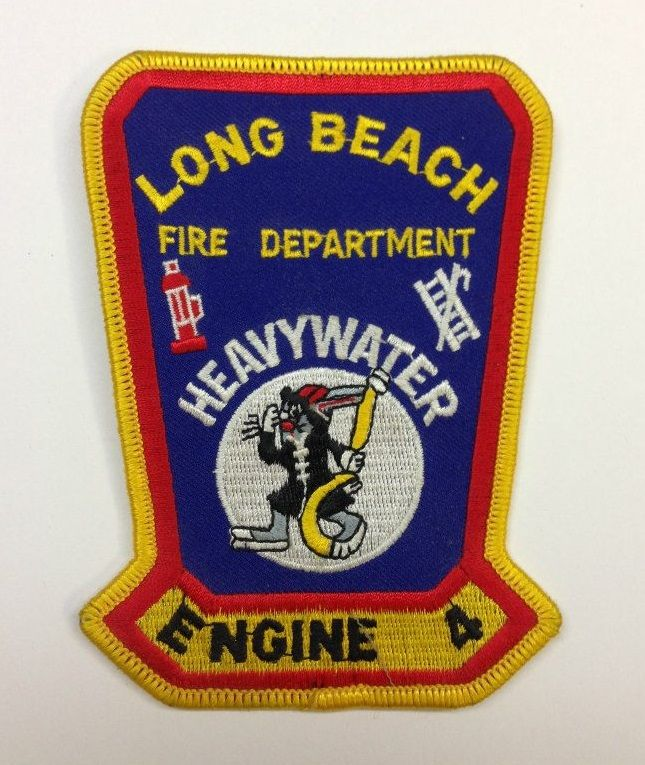 Long Beach Fire Department Engine 4