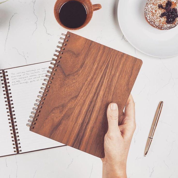 Introducing pacific & west and our first product - the wood notebook. Help us launch our company on Kickstarter March 7th (link in bio). #notebook #notebooks #walnut #blackwalnut #madeinportland #madeinoregon #journal #kickstarter