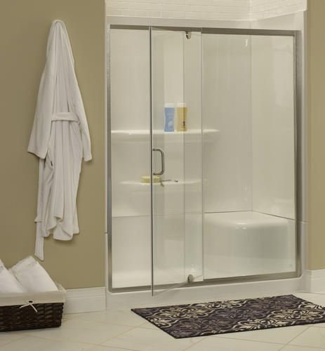 Cove Frameless Door And Panel 54 60 Quot Wide By 69 Quot High At