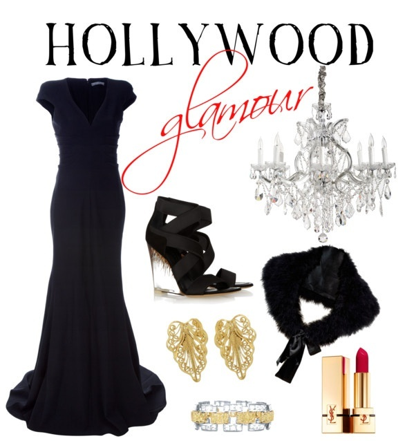 Hollywood Glam Party Dresses