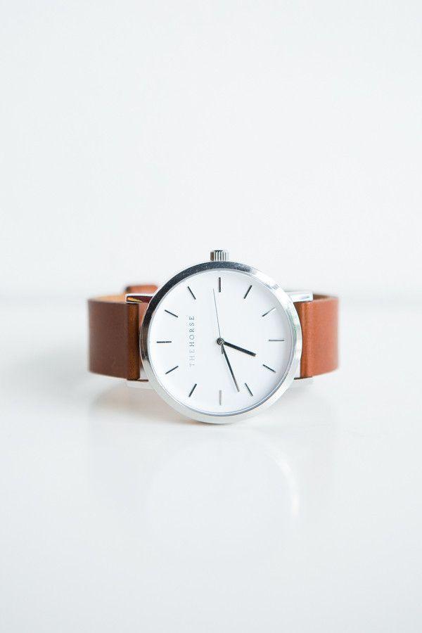 Leather Watch / Parc Boutique