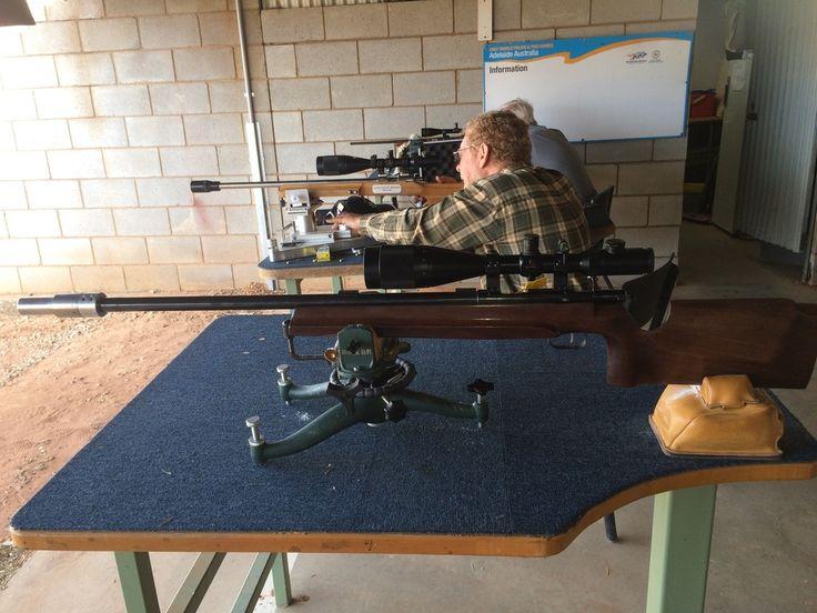 Benchrest Shooting Technique: Match 54 Benchrest Rebuild