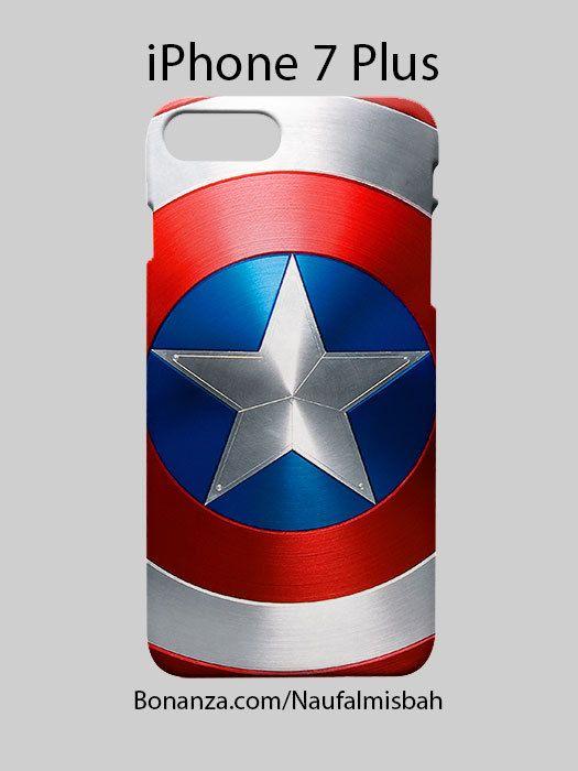 Shield Captain America iPhone 7 PLUS Case Cover Wrap Around