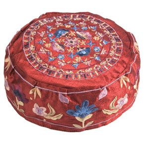 But josh probably wants this one - Red Floral Yair Emanuel Bukharian Kippah