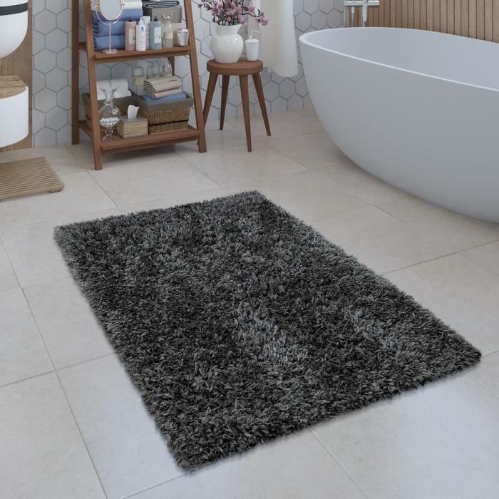 Composition 100 Polyester Epaisseur 40 Mm Poids 1 450 G M Antiderapant Lavable A 30 C Bath Rug Bath Mat Willa Arlo Interiors