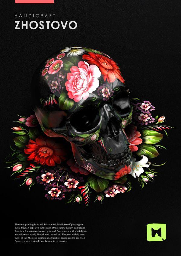 schedel rusland kunst 4