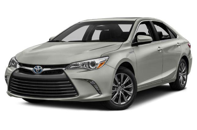 2016 Toyota Camry Hybrid MPG
