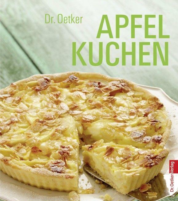 Apfel marzipan kuchen dr oetker