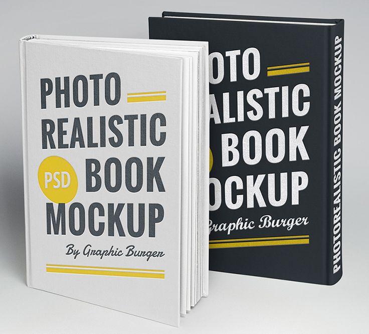 Los mejores #mockups de #libros vía DesfaziendoEntuertos