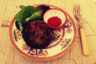 Slow Roast Jerk-Pork Patties... the imaginatively named food blog: January 2013