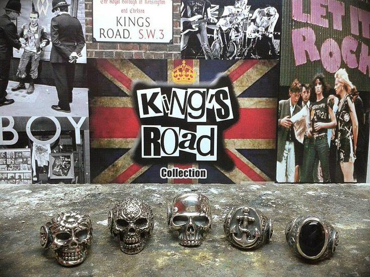 #KingsRoadCollection by FKS Jewels #Handmade in #Italy #StyleRock