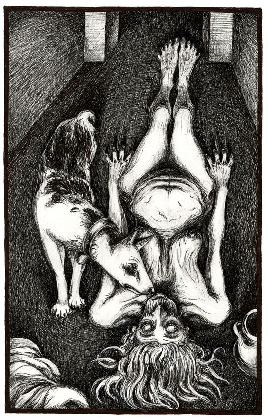 El coloquio de los perros. Novelas ejemplares. Cervantes. Jesús Gabán: