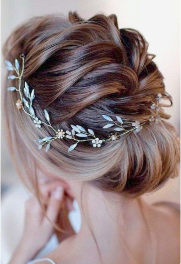 Simple Wedding Hairstyles For Thin Hair Simple Hairstyles For