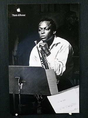 miles davis and steve reich I was first exposed to jazz at the age of seven i used to listen to miles davis and wes montgomery all the time my late dad was a violinist and my sister was a music teacher so there was always (jazz) music playing in our home.