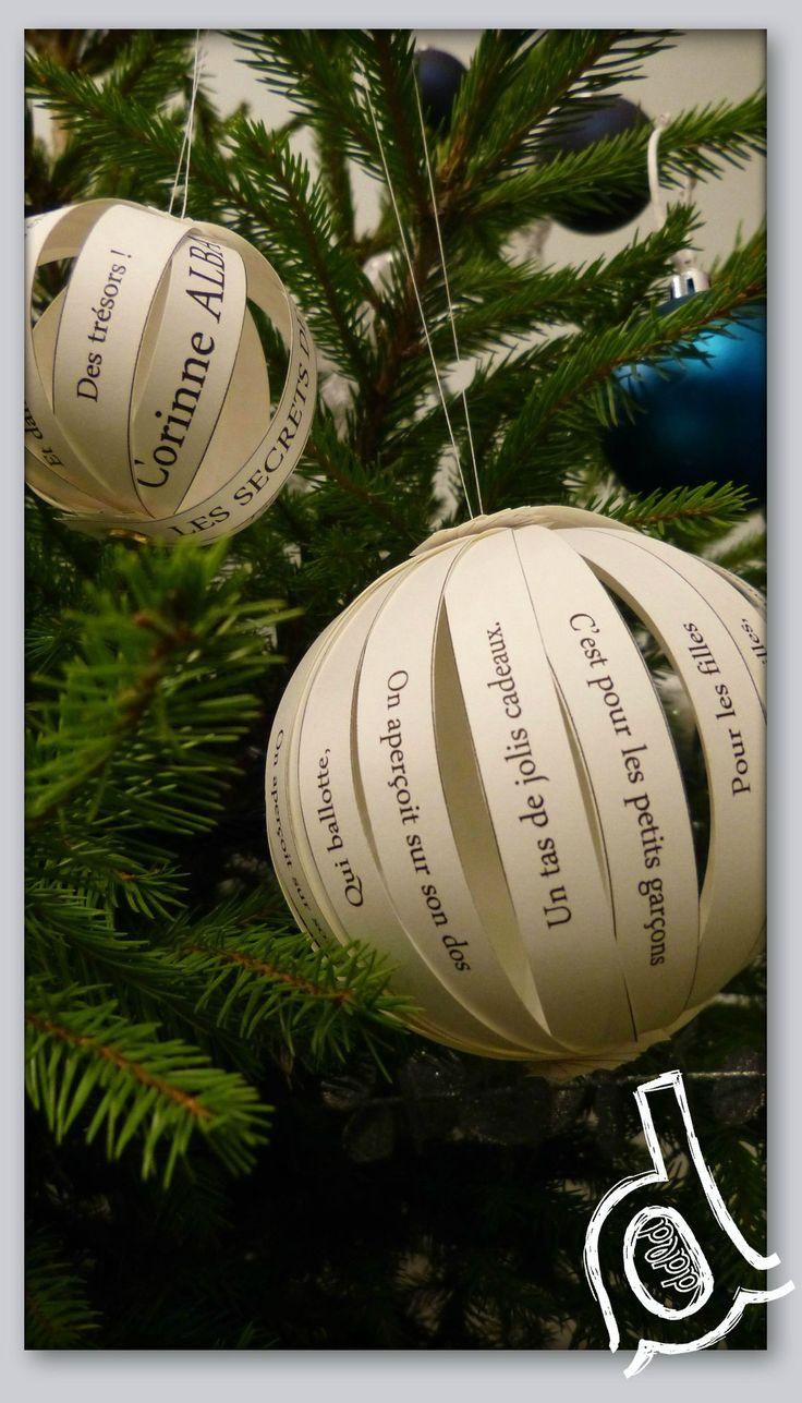 25 best ideas about bricolage noel on pinterest noel noel g and pinecone ornaments - Boule de noel en anglais ...