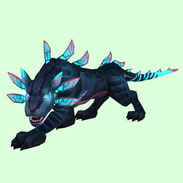Blue Grey Panthara Blue Grey Pets World Of Warcraft