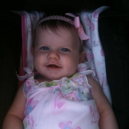 Olivia J | BONDS Baby Search 2013