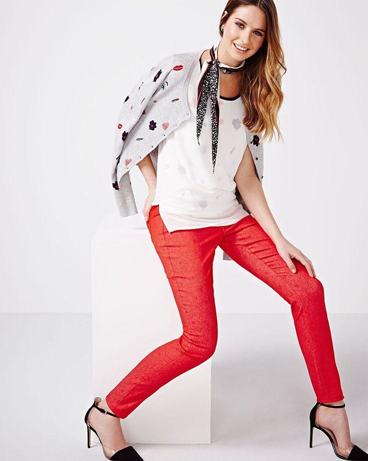 Pantalon Natalie Coupe Très Étroite - 32 Pouces
