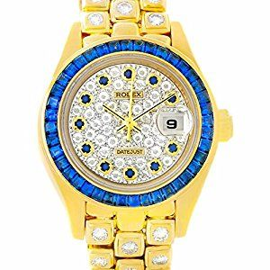 Rolex Pearlmaster automatic-self-wind womens Watch 69308 (Certified Pre-owned)