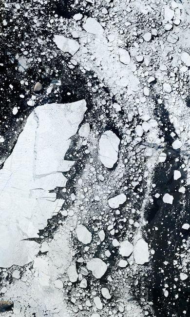 © Taisuke Koyama | Layered Ocean 1 (Nares Strait), 2011