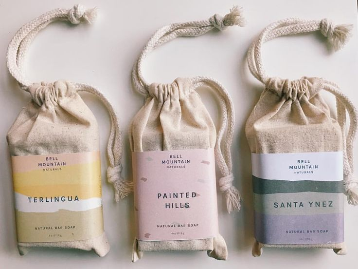 """""""Our soaps have always been inspired by the natural landscapes of places we've lived or visited. I…"""""""