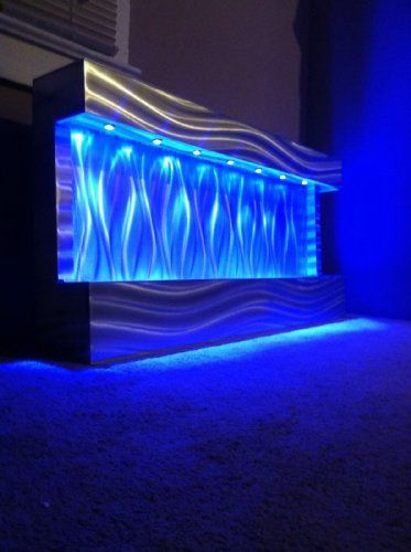 "Jersey Home Decor XXL 60"" horizontal waterfall - YouTube"