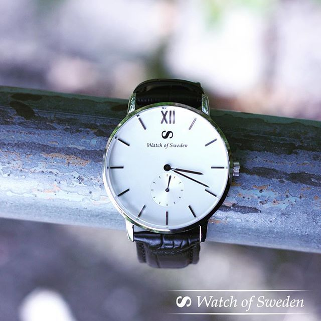 Check out this beautiful watch from the swedish watchbrand http://www.watchofsweden.com