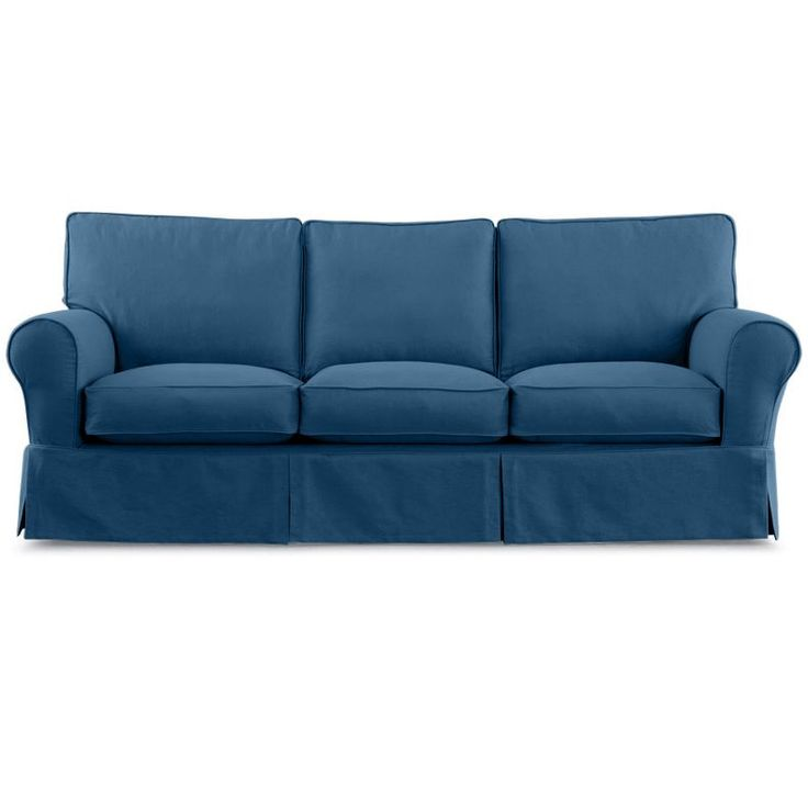 "Jcpenneyfurniture: Friday Twill 91"" Slipcovered Sofa"