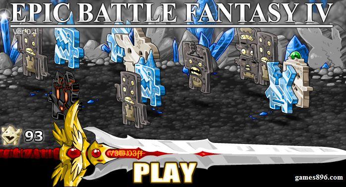 Play EPIC BATTLE FANTASY IV at games896.com  http://games896.com/games/online/EPIC-BATTLE-FANTASY-4  Play more free online games at games896.com.