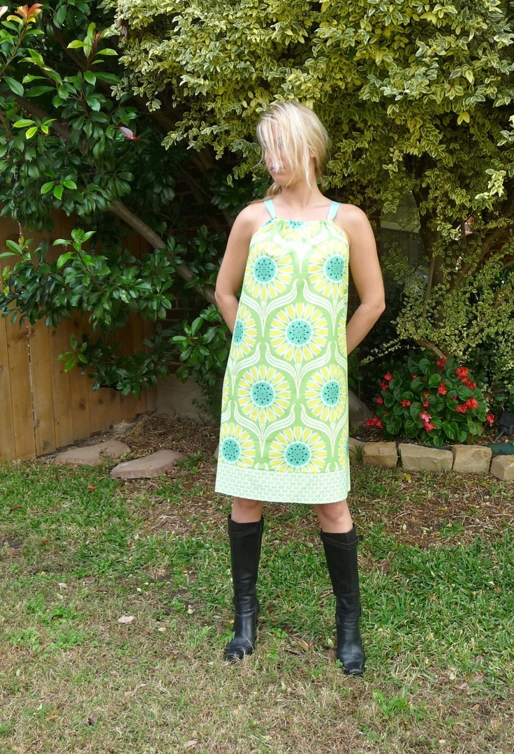 Diy Pillowcase Dress Adults: 17 best Pillowcase dress images on Pinterest   Pillowcase dresses    ,