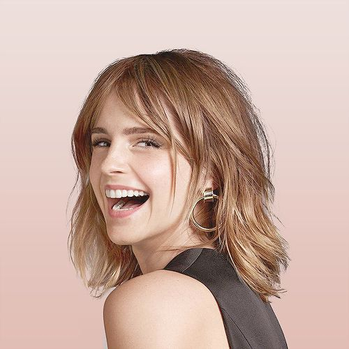 Emma Watson photographed by Kerry Hallihan for Entertainment Weekly (March 2017)