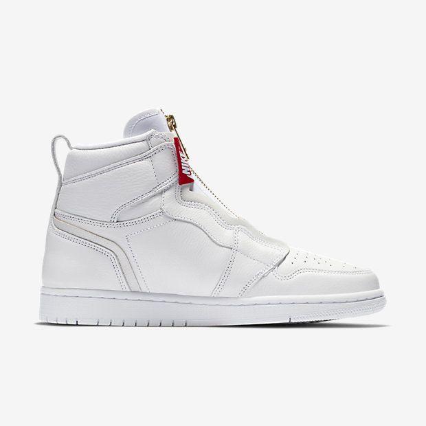 official photos 1c7f1 be6e4 Air Jordan 1 High Zip Women's Shoe | mockup | Shoes, Jordans ...