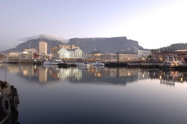 V Waterfront at South Africa! Amazing view.