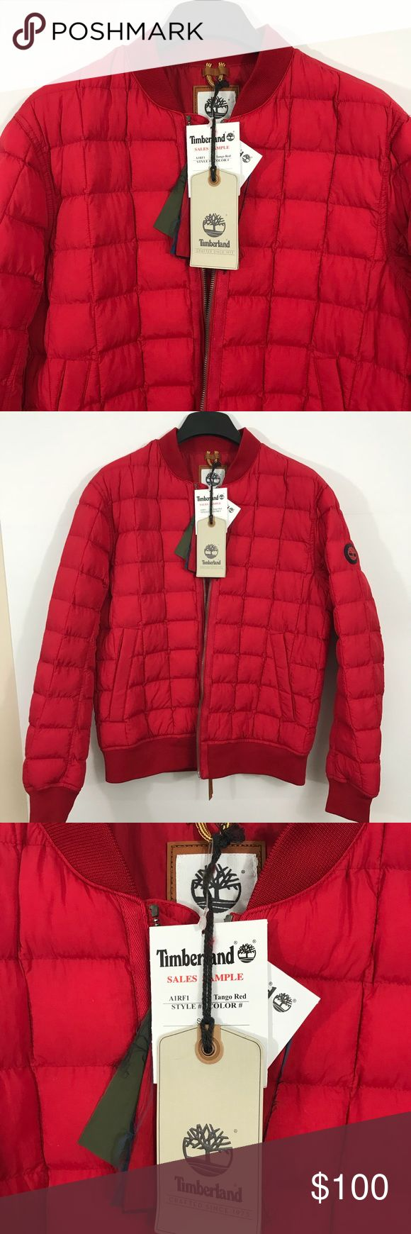 🔥🔥🔥New Timberland ThermoFibre Brand New, sample run. Only 250 in existence from various colors. Never worn. This is Timberlands cutting  edge technology on Thermo insulation. Timberland Jackets & Coats Performance Jackets
