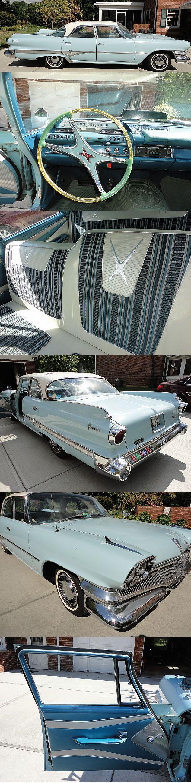 1960 Dodge Dart Phoenix #dodgevintagecars
