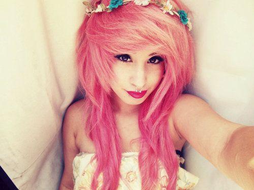 layered hair | Tumblr