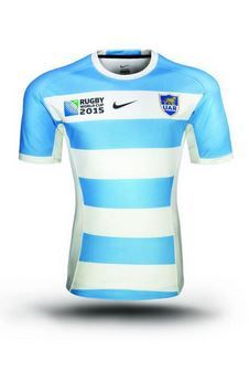 argentina rugby world cup jersey