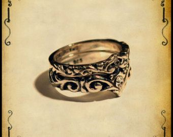 perfect ooohhh pagan weddingviking weddingmedieval weddingmedieval jewelrywedding - Pagan Wedding Rings