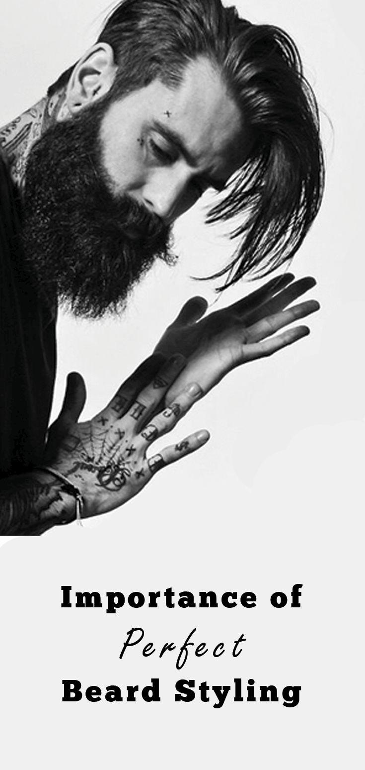 Perfect Beard Styling