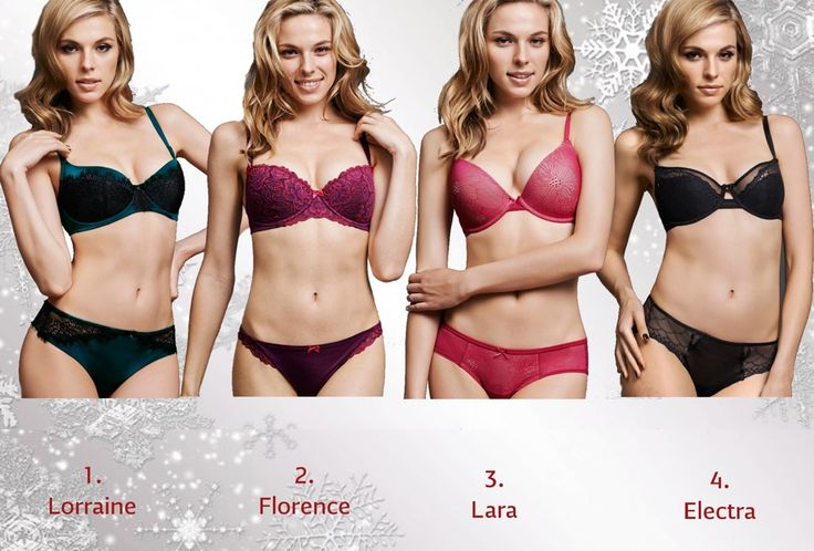 Which sexy set do you want to see under your tree? #CHANGELingerie