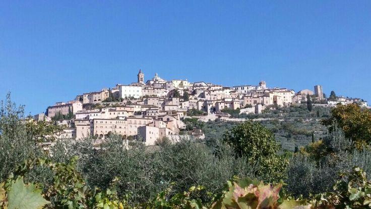 Trevi nel Perugia, Umbria