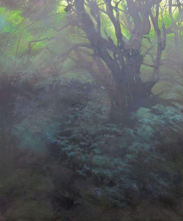 Grove: Grove by Mike Bernard oil on canvas 110cm x 90cm The post Grove appeared first on ArtClickIreland.com. #IrishArt