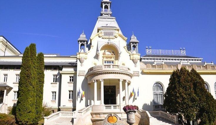 Cazinoul Sinaia - Hotel Carpathia Sinaia